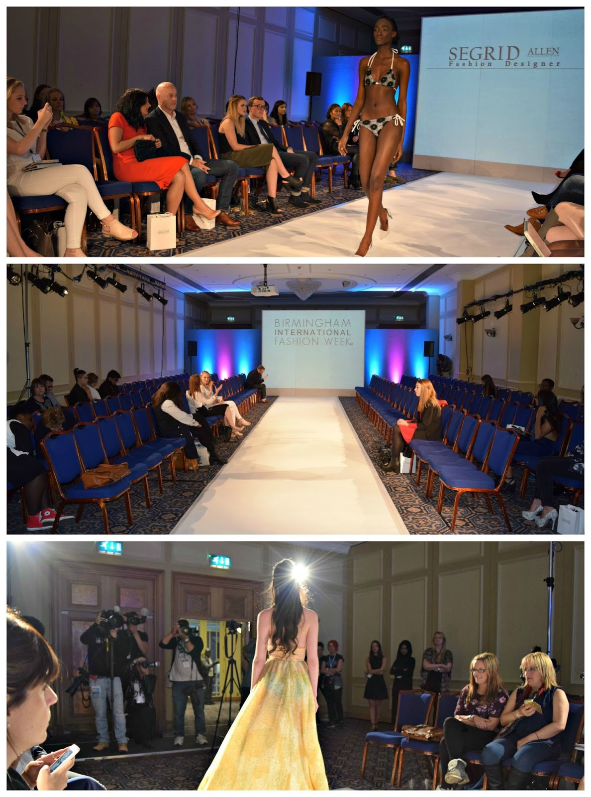 Birmingham international Fashion Week 2015