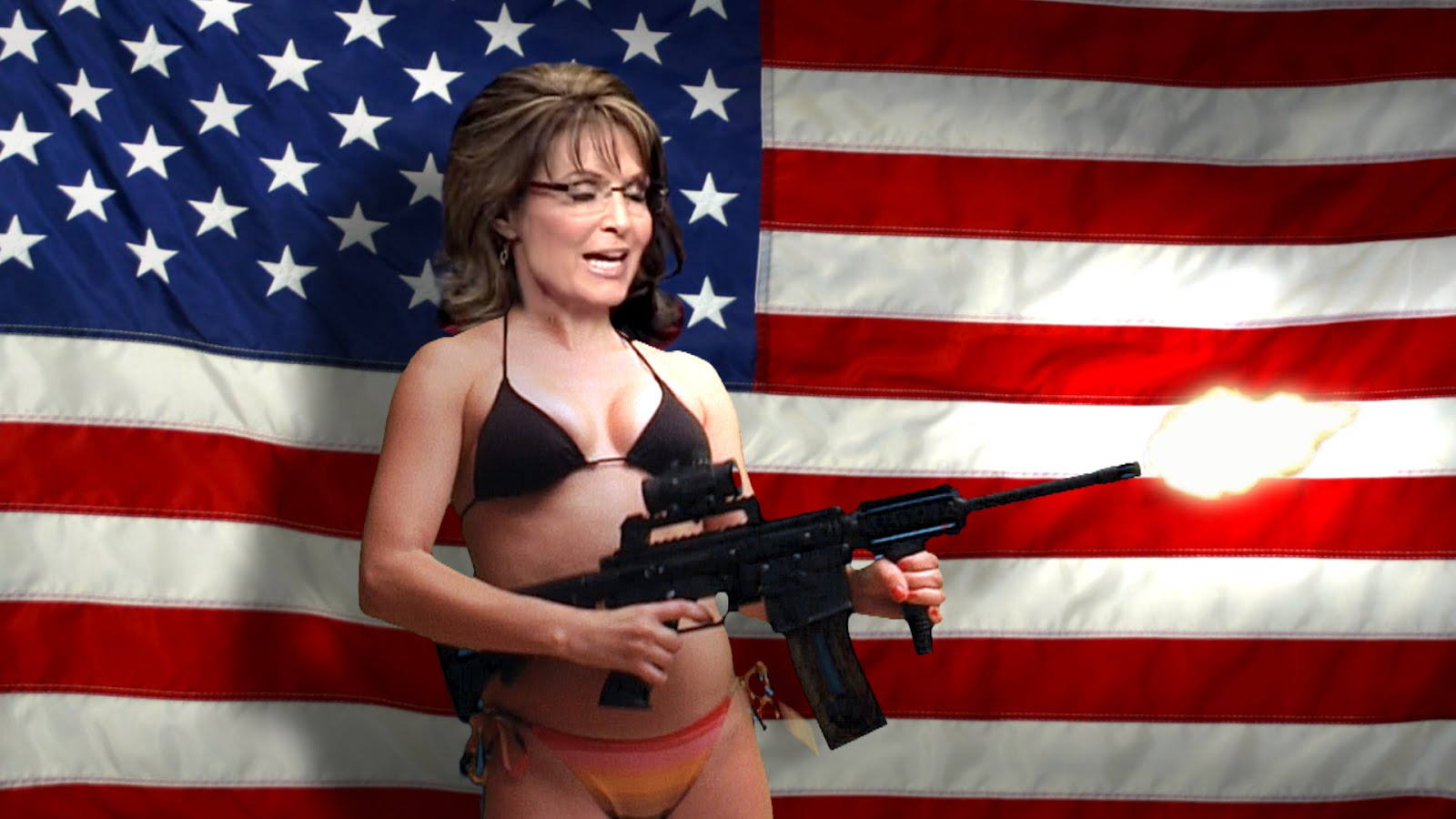 Ass Booty Sarah Palin naked photo 2017