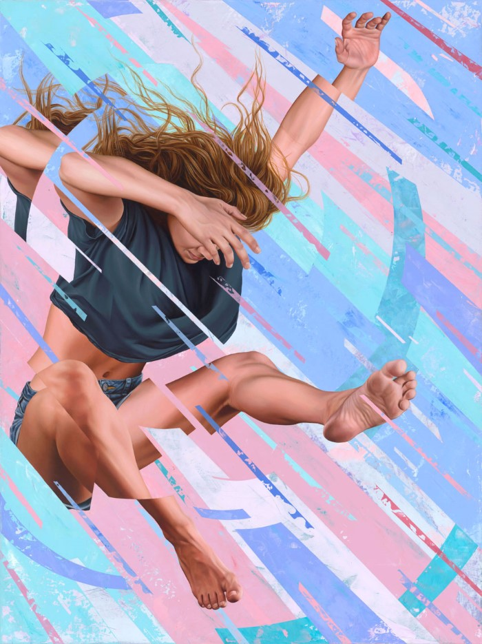 Реализм и абстракция. James Bullough