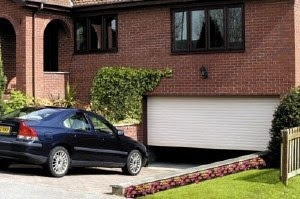 The Doorking Eclipse Insulated Roller garage door