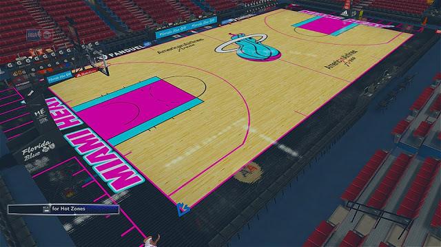 66001013a04b NBA 2K14 Miami Heat