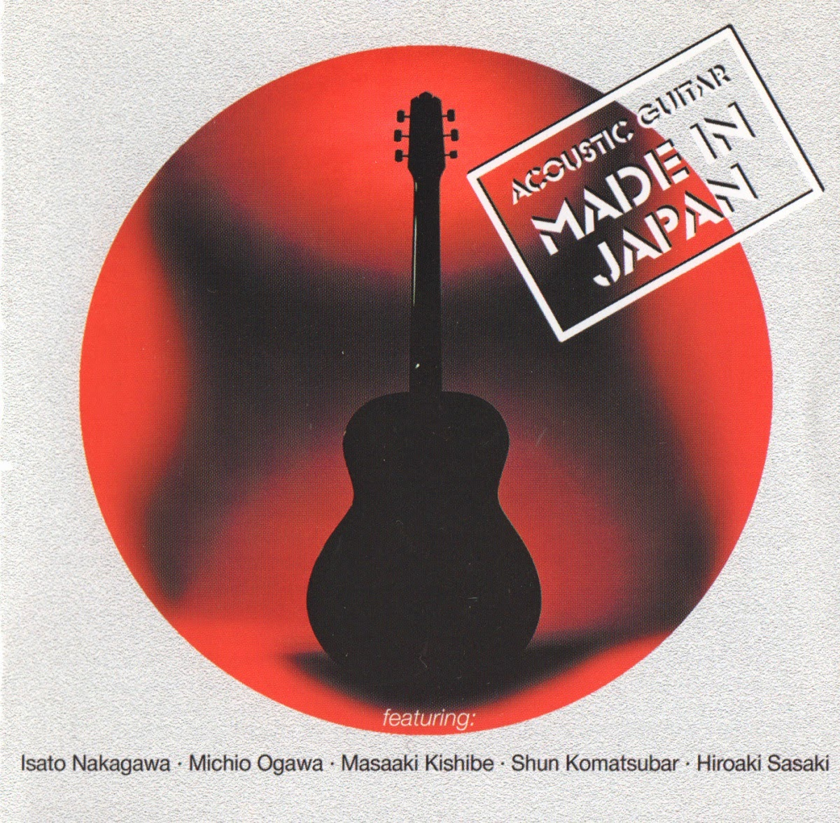 Acoustic Guitar] Various Artists - Acoustic Guitar Made In