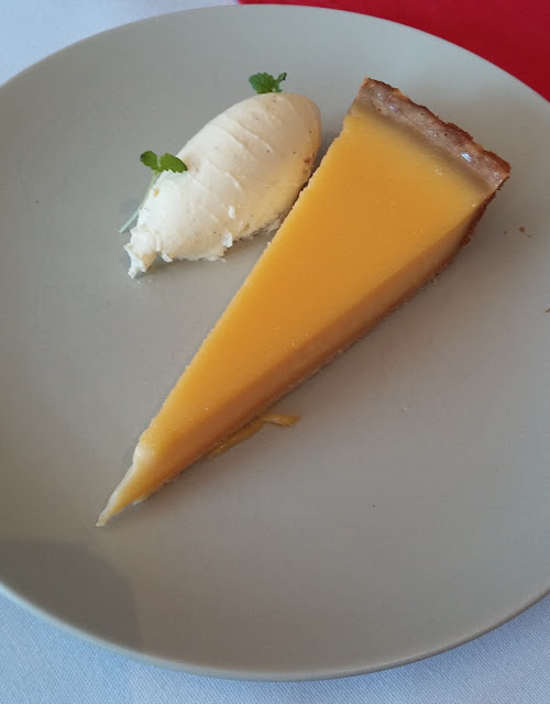 The Grand Richmond, Italian Yum Cha, Richmond, lemon tart