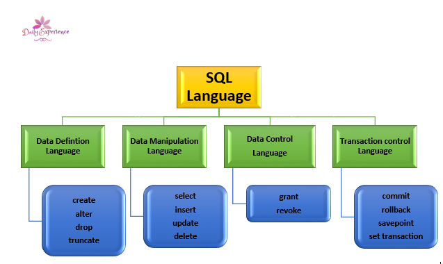 What is Data Definition langua...