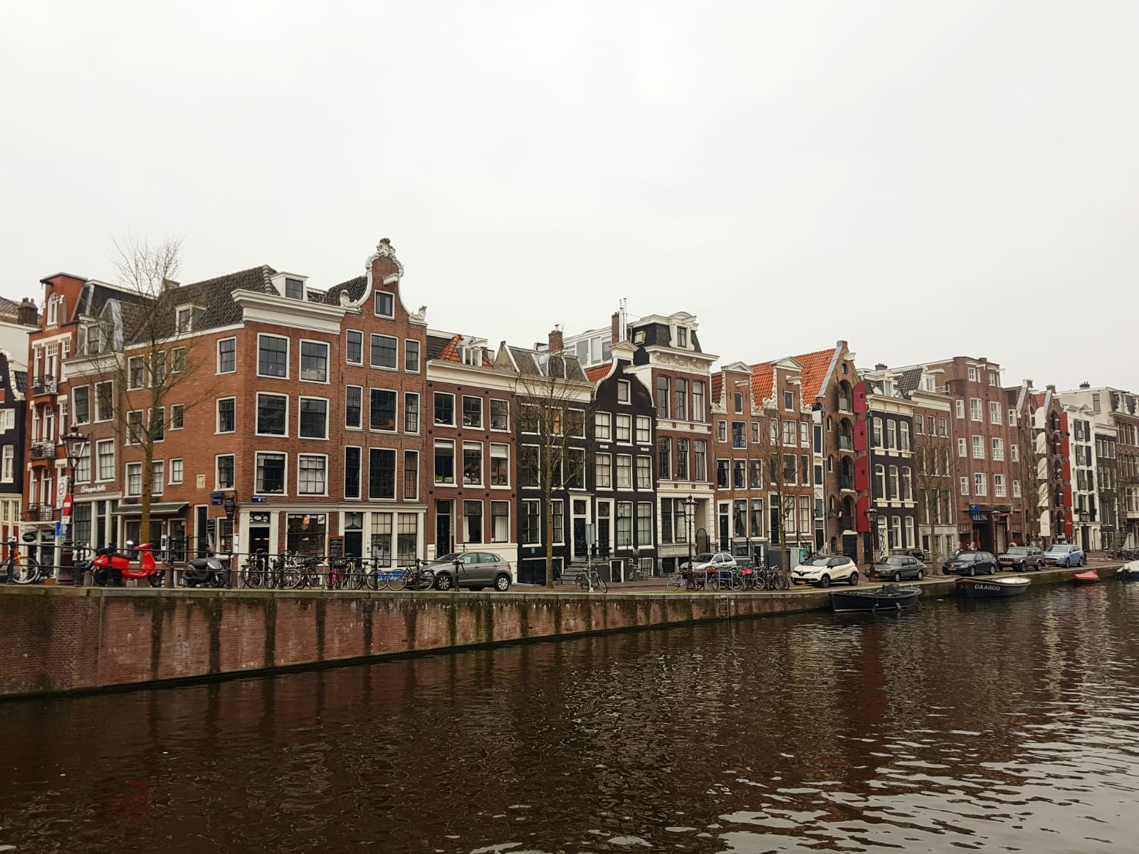 Amsterdam canal views