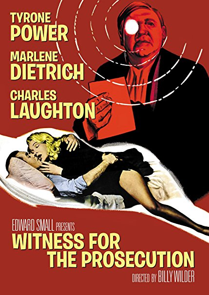 Laura's Miscellaneous Musings: Tonight's Movie: Witness for the