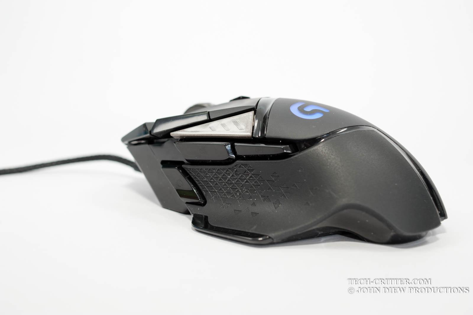 Unboxing & Review: Logitech G502 Proteus Spectrum