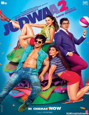Judwaa 2 2017 Full Hindi Movie BRRip Free
