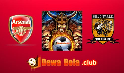 Prediksi Skor Arsenal VS Hull City 11 Februari 2017