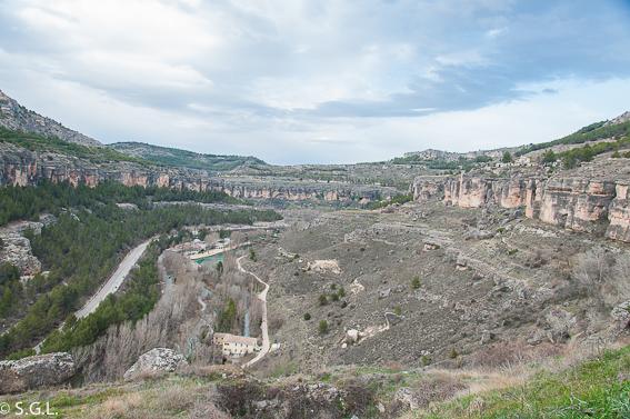 Hoz del Jucar en Cuenca. 10 lugares para visitar en Cuenca