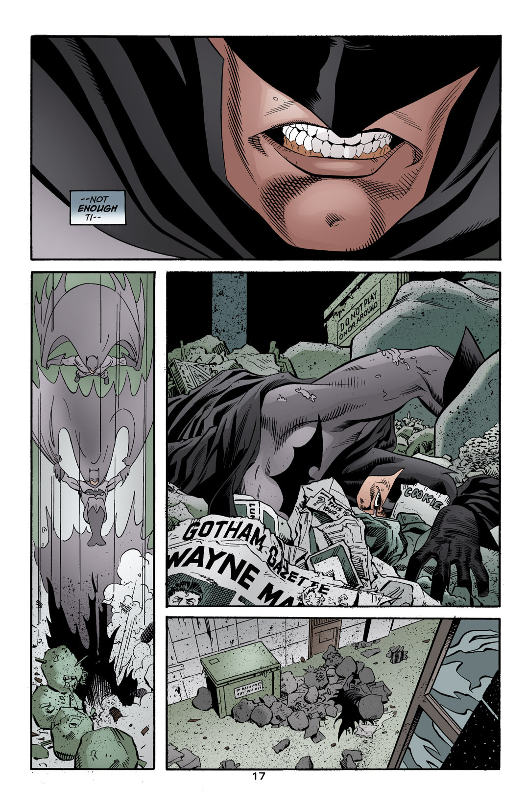 Detective Comics (1937) 771 Page 17