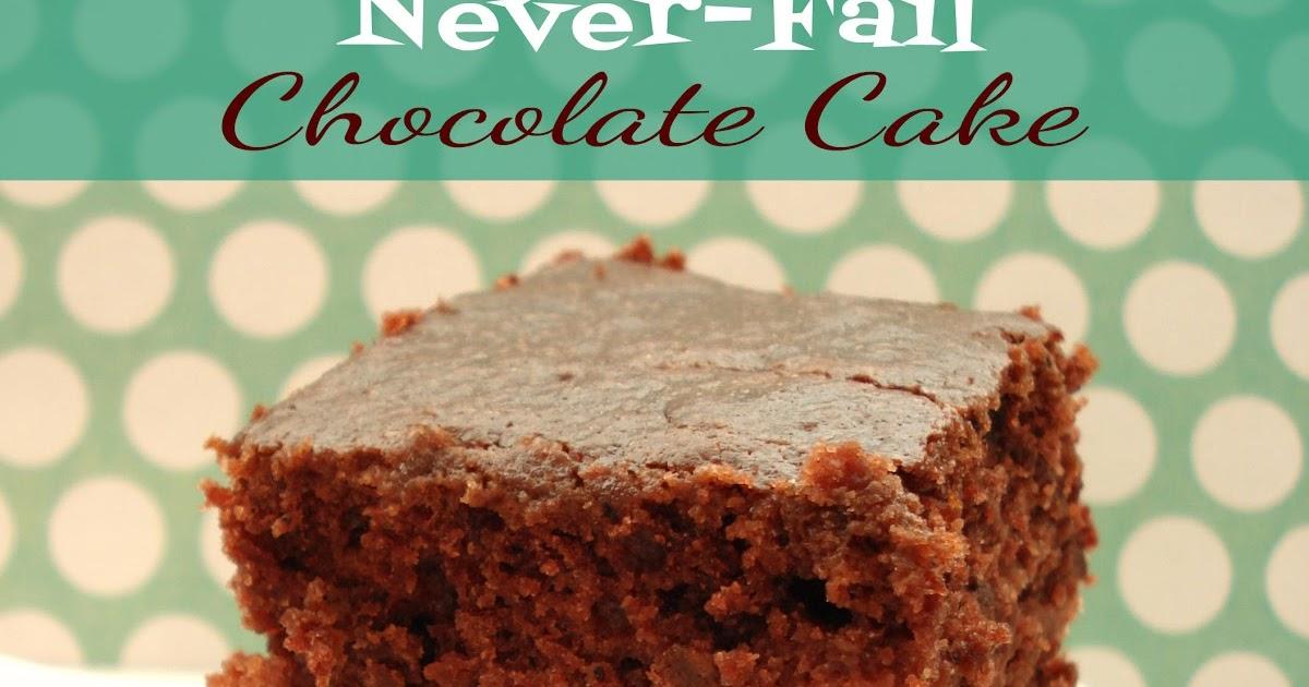 Basic Cake Recipe No Baking Powder