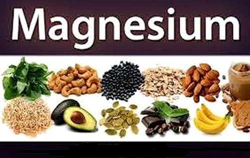 Magnésium  bienfaits du magnésium sur l'organisme