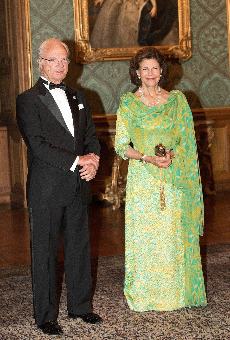 Royal Family Around the World: Sweden's King Carl XVI Gustaf and