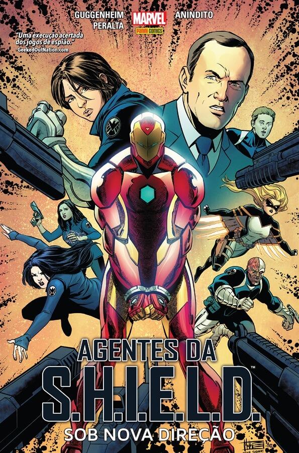 Checklist Marvel/Panini (Julho/2019 - pág.08) - Página 7 Shield