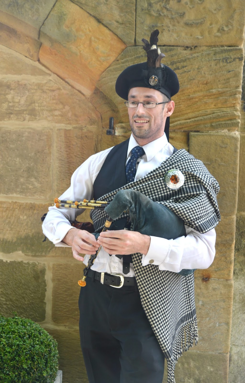 The Music and Dances of Northumberland at Alnwick Garden