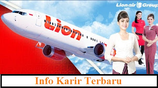 Rekrutmen Pramugari Lion Air Group