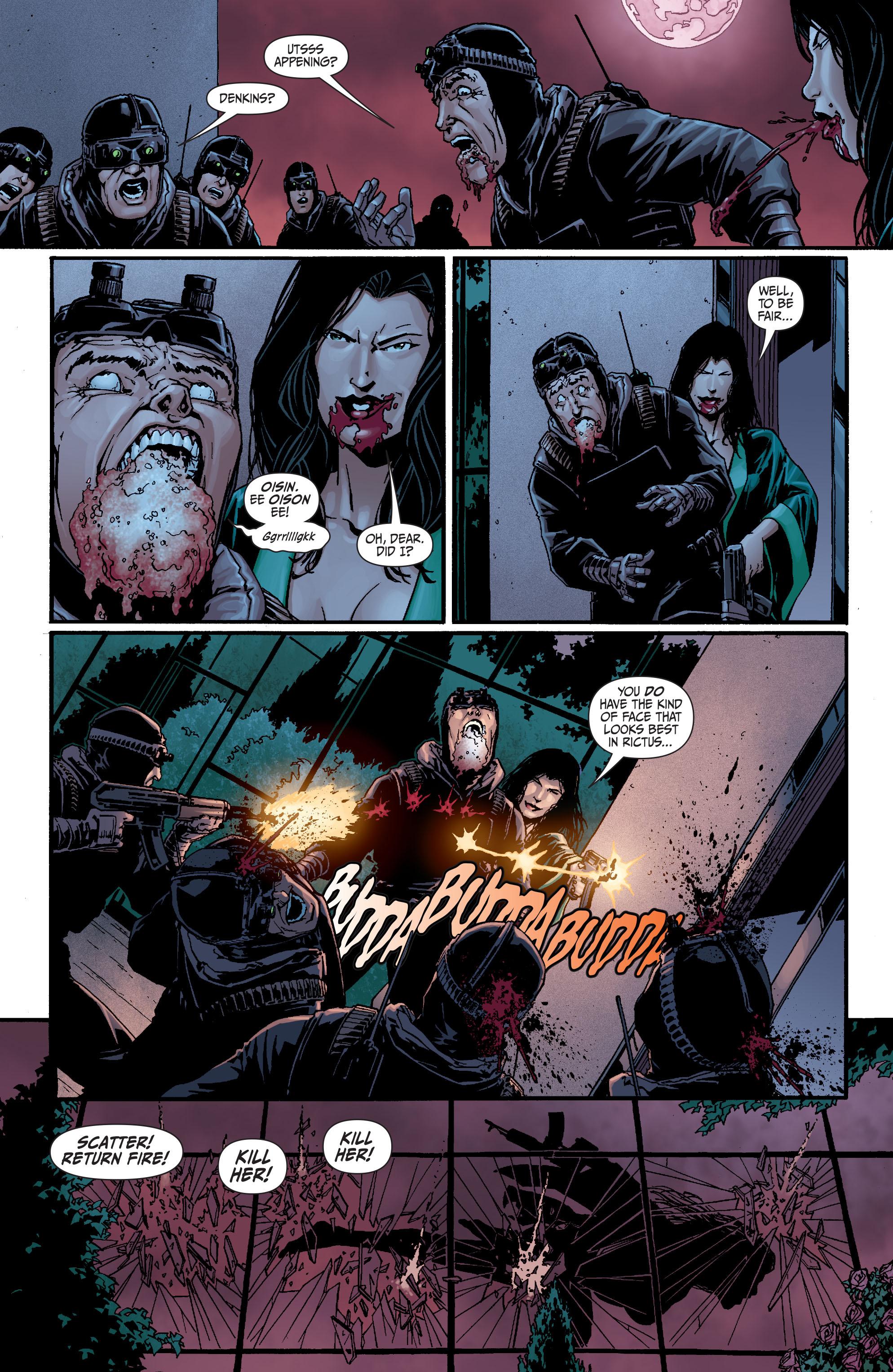 Read online Secret Six (2008) comic -  Issue #19 - 16