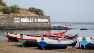 Santiago has many coastal villages