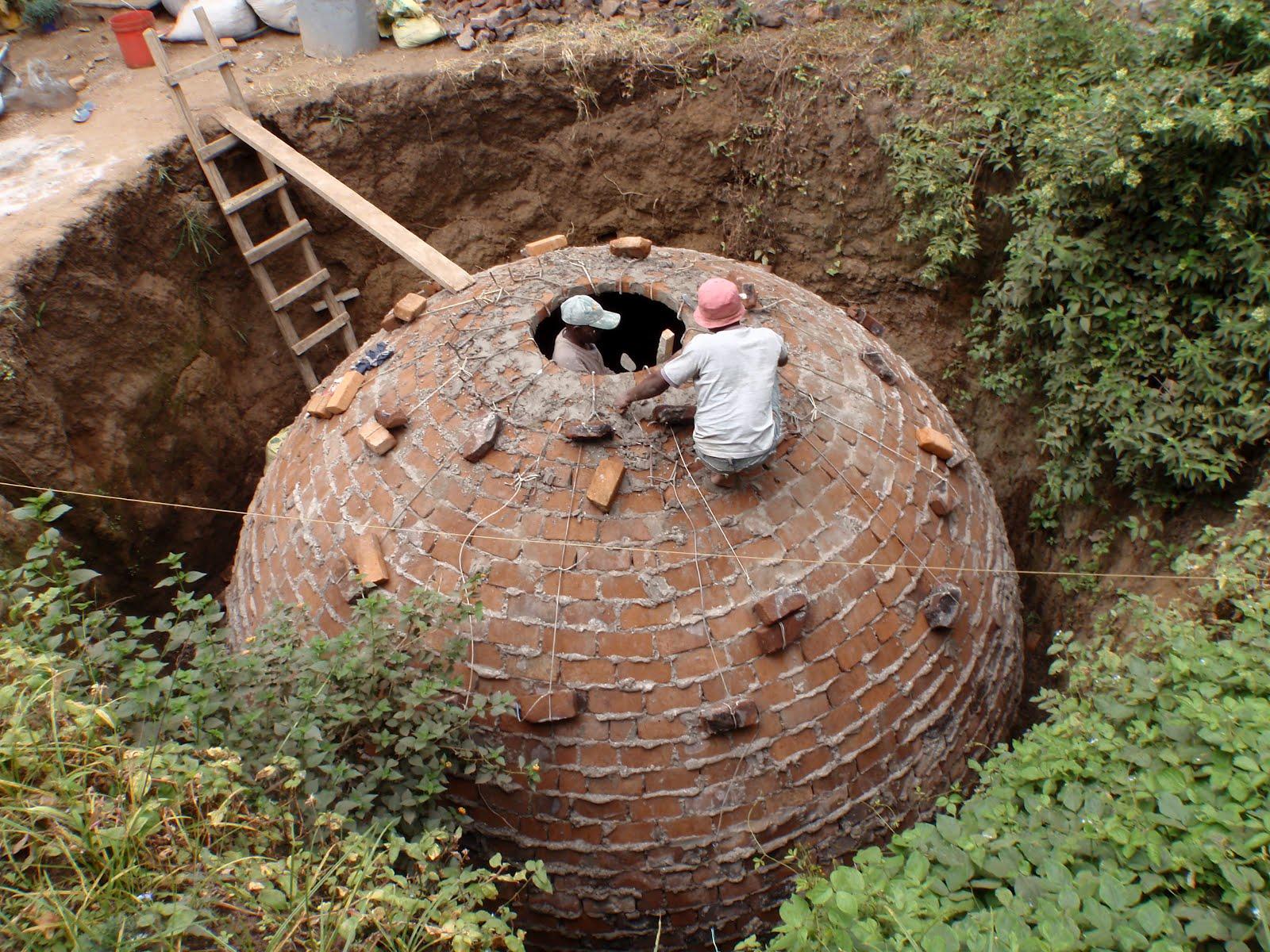 Brick Dome Masonry Picture Post Contractor Talk