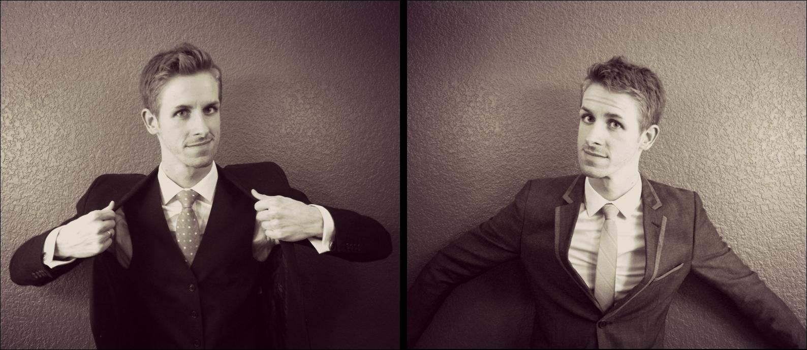Men Of Inspiration: Harvey Specter & Mike Ross