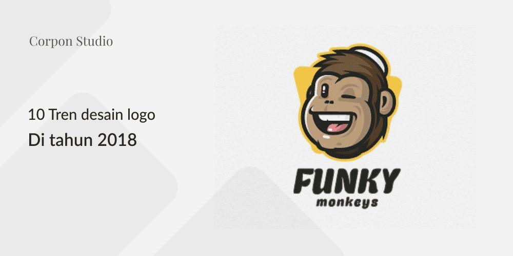 Trend Desain logo Tahun 2018