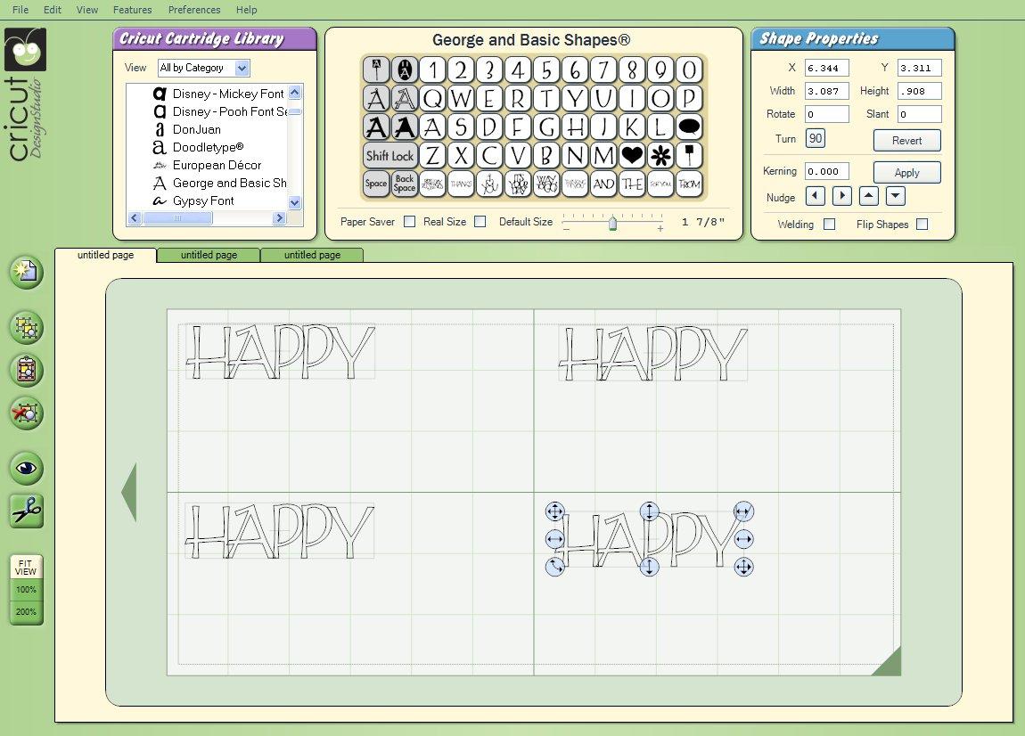 Cricut Design Software Free Download