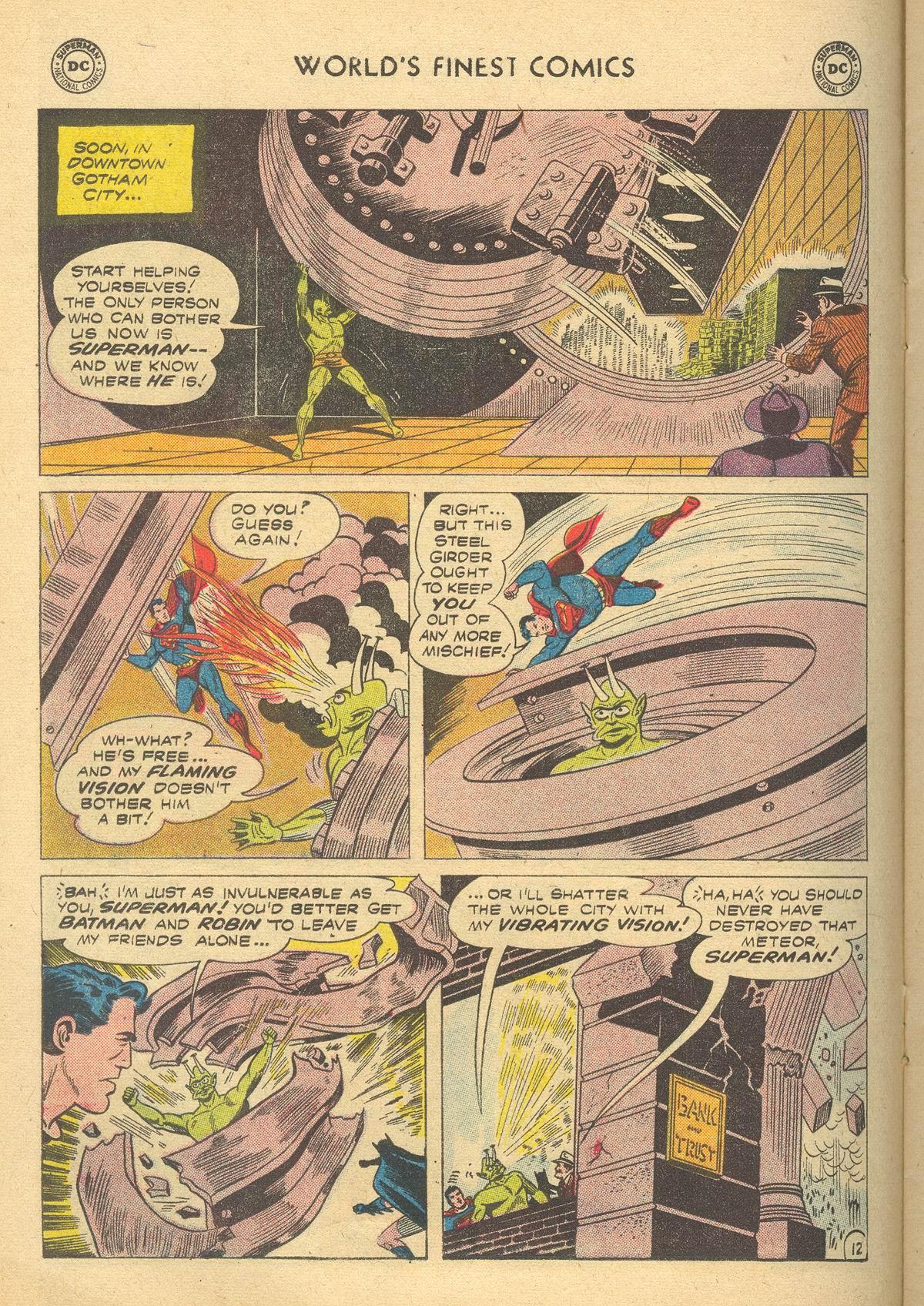 Read online World's Finest Comics comic -  Issue #105 - 14