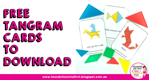 photograph about Printable Tangram identified as Cost-free Tangram Puzzle Card Obtain Basis into Very first