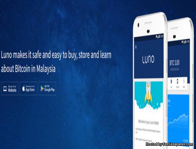 LUNO Platform Membeli, Menjual Dan Mengumpul Bitcoin