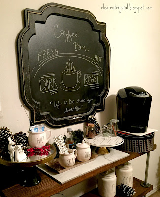 Hot Chocolate Bar and Coffee Station