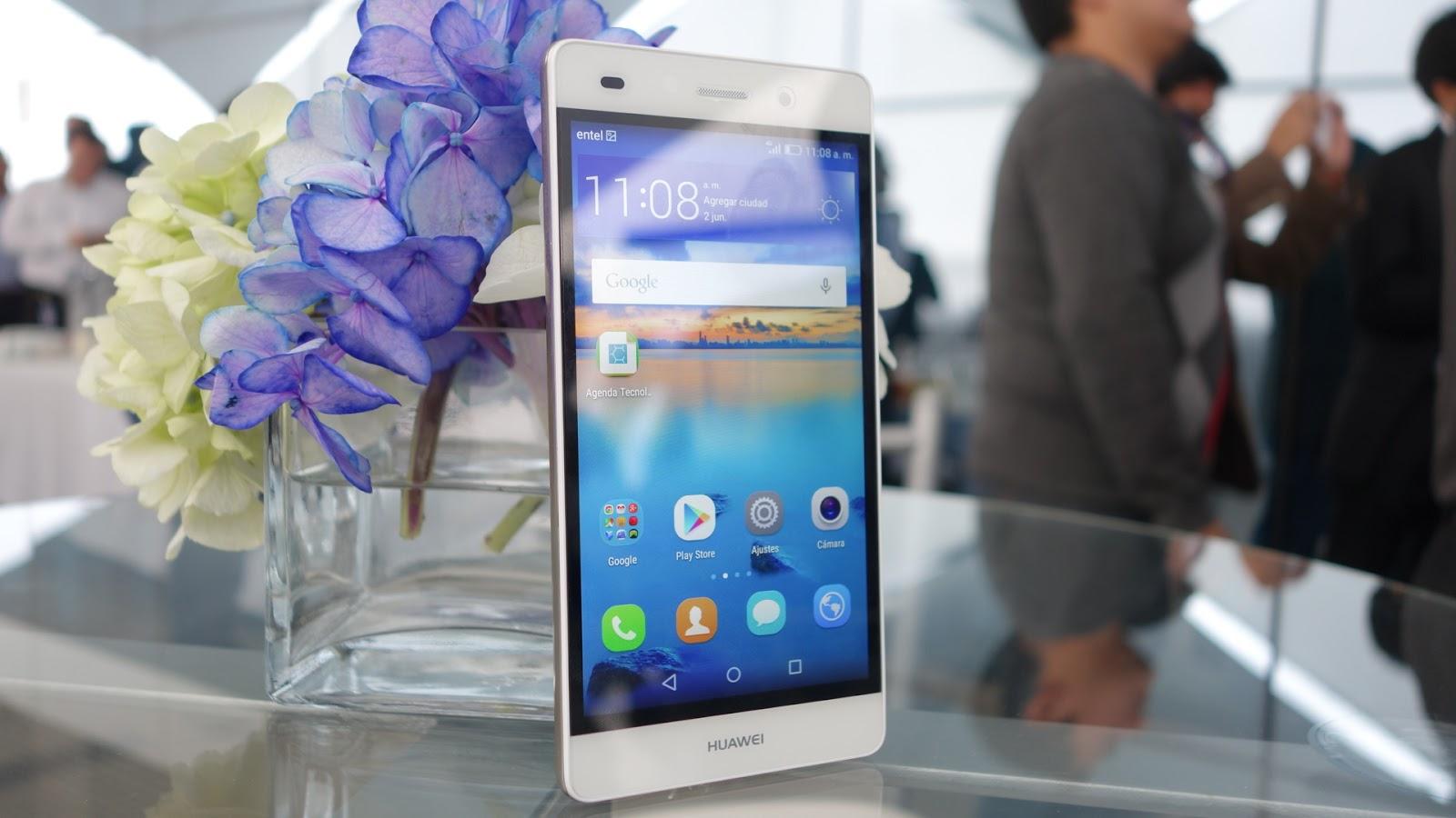 59bd30fa674 Huawei y Entel trae el Huawei P8 Lite al Perú [NOTICIAS] ~ El blog ...