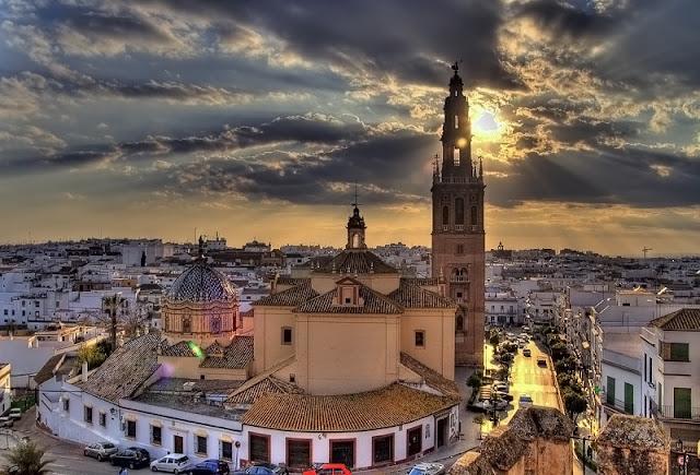 Torre Giralda em Sevilha