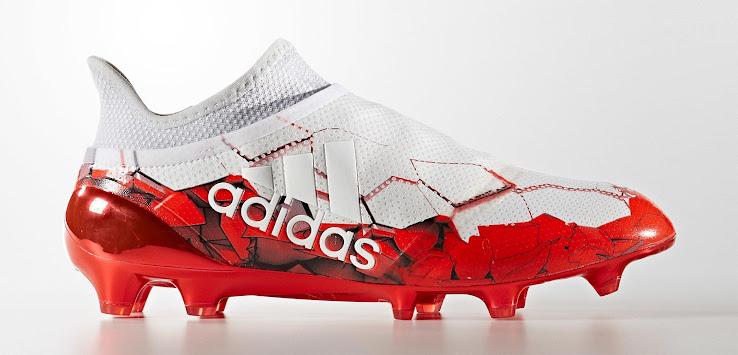 adidas x 17 purespeed red