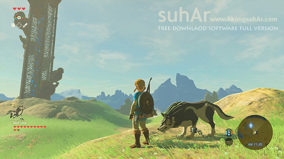 Free Download The Legend of Zelda Breath of the Wild Latest Version For Windows