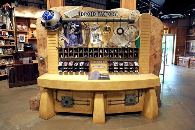 Compras na Tatoone Trades da Disney