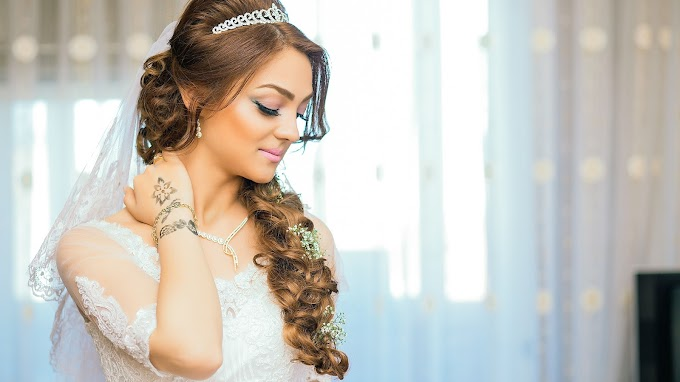*Top 10* | Eye-Catching Bridal Makeup Looks You Should Try!