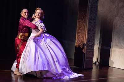 The King and I review by The Joyous Living