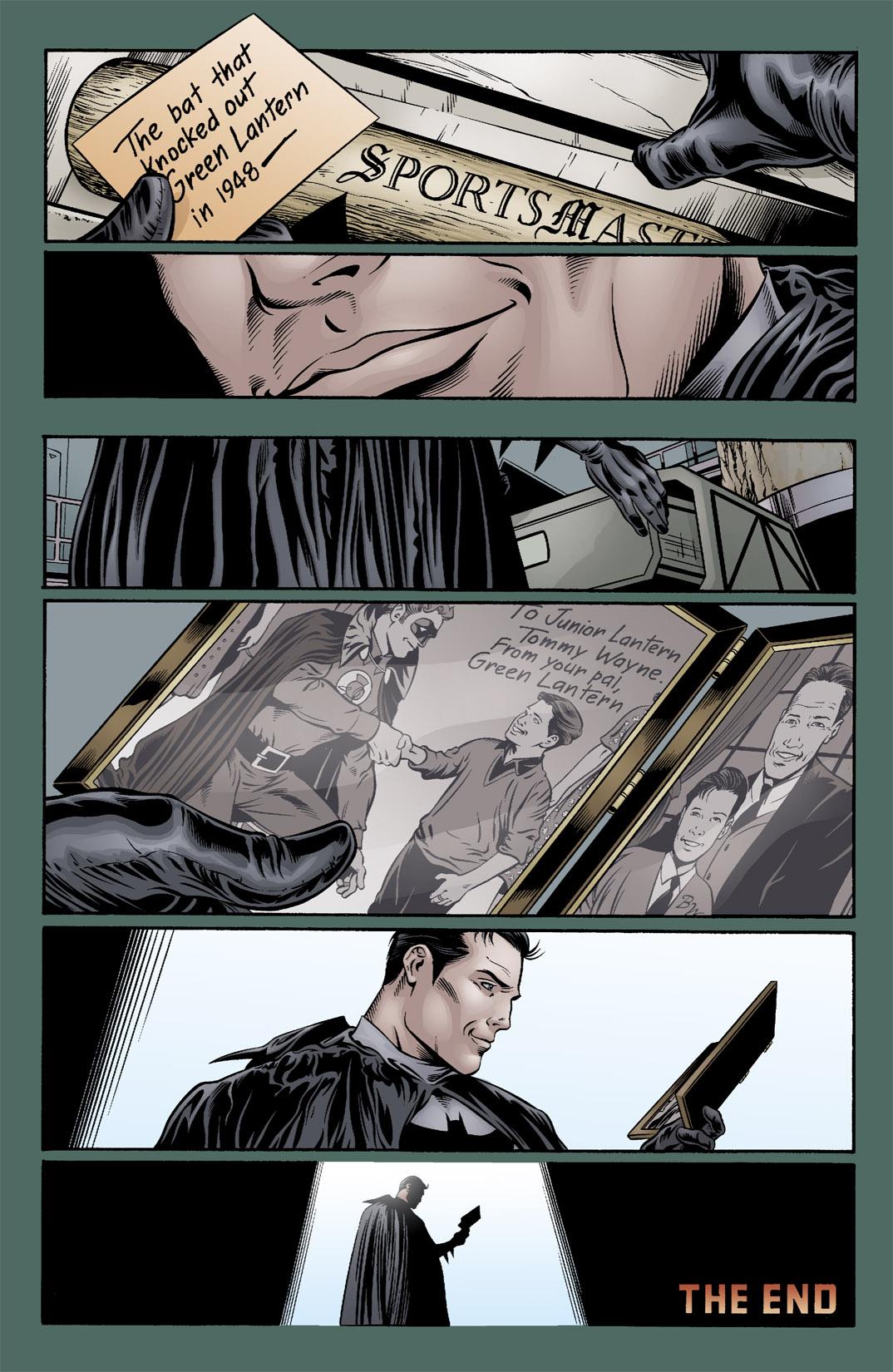 Detective Comics (1937) 786 Page 22
