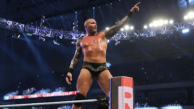 Royal Rumble Randy Orton