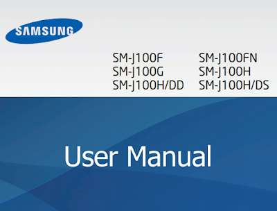 Samsung Galaxy J1 Manual