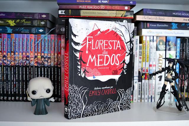 [Resenha] Floresta dos medos - DarkSide