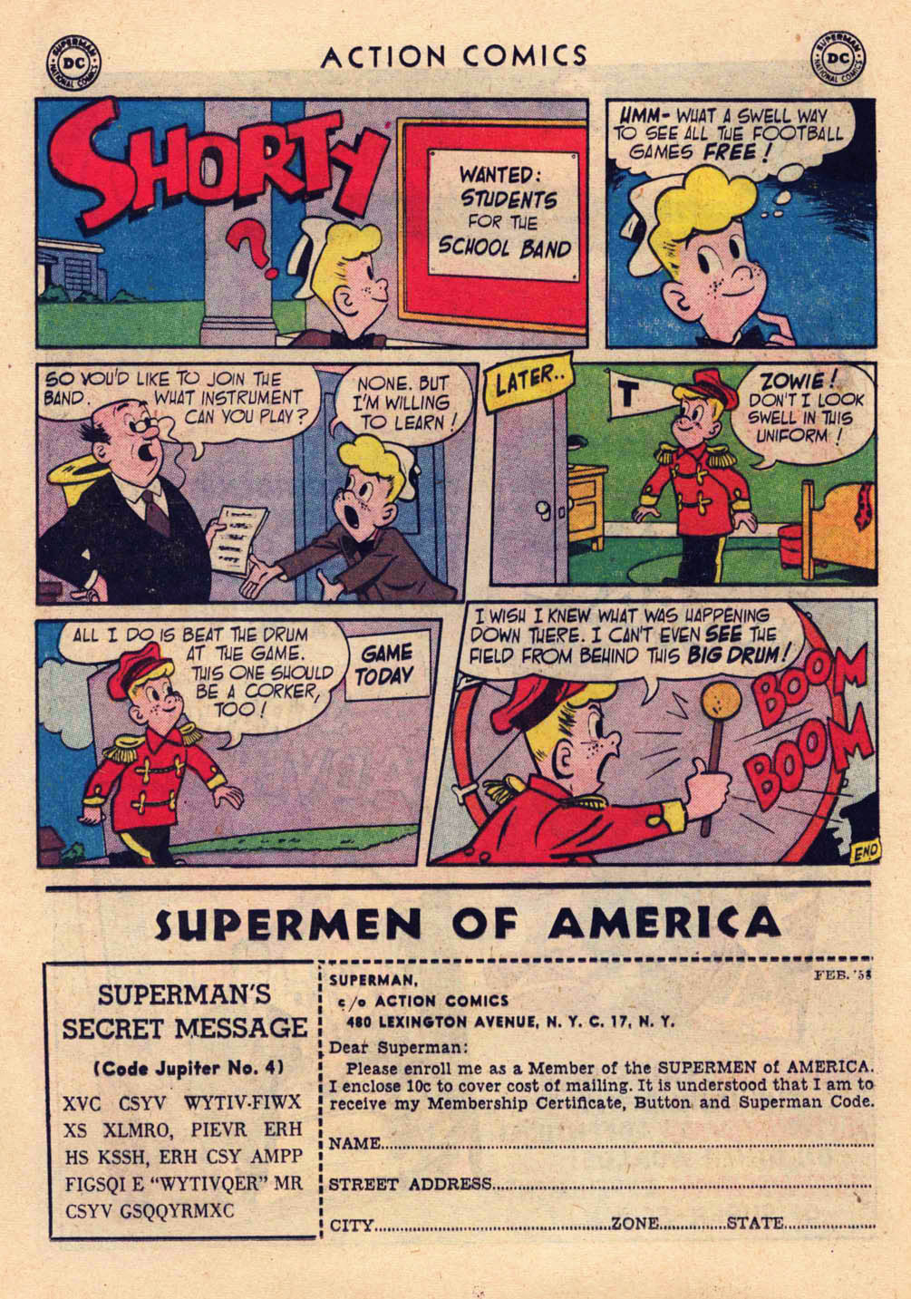 Read online Action Comics (1938) comic -  Issue #237 - 16