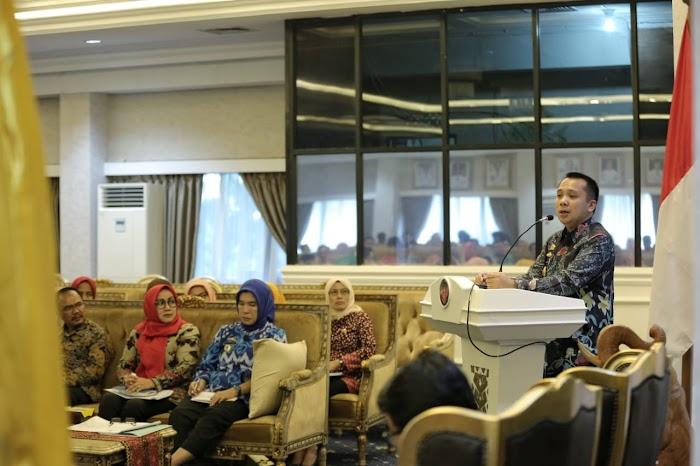 Lakukan Pencegahan Bullying, Gubernur Ridho Beri Pengarahan Seluruh Kepsek SMA/SMK se-Provinsi Lampung