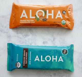 FroBunni | Aloha Protein Bars