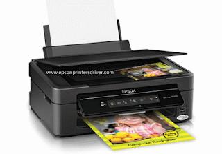 Epson Stylus NX230 Driver Download