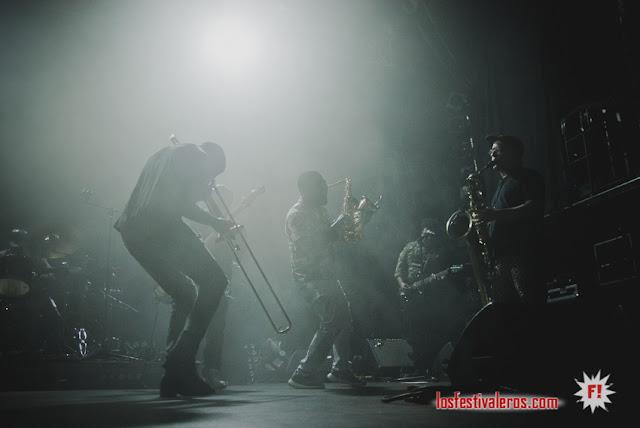 Trombone Shorty, 49 Voll-Damm Festival Internacional de Jazz, Sala Razzmatazz, Barcelona, 2017
