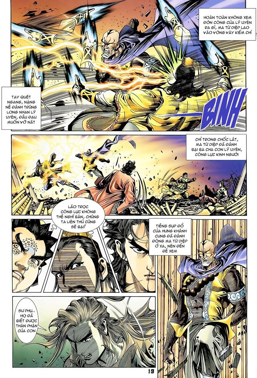 Đại Đường Uy Long chapter 71 trang 19