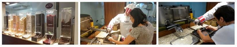 O Reino do Chocolate - Caracol - Gramado - Rio Grande do Sul