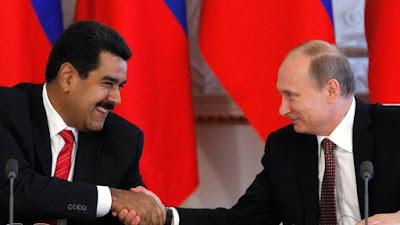 ÚLTIMA HORA: LA VICEPRESIDENTA VENEZOLANA SE REÚNE DE URGENCIA ESTE VIERNES CON EL MINISTRO LAVROV EN MOSCÚ. PARA SOLICITAR AYUDA INMEDIATA CONTRA UNA INMINENTE ACCIÓN BÉLICA EXTRANJERA